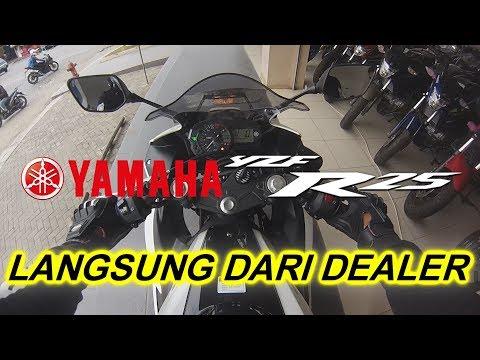 Ambil Motor di Dealer Langsung - Kenapa Pilih Yamaha R25?