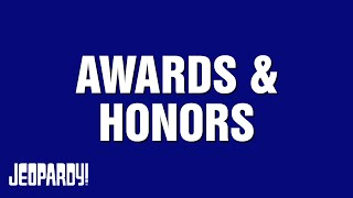 Jeopardy! | Teen Tournament | Tiebreaker