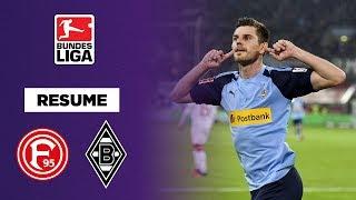 VIDEO: Bundesliga : En fanfare, M'Gladbach fait exploser Düsseldorf