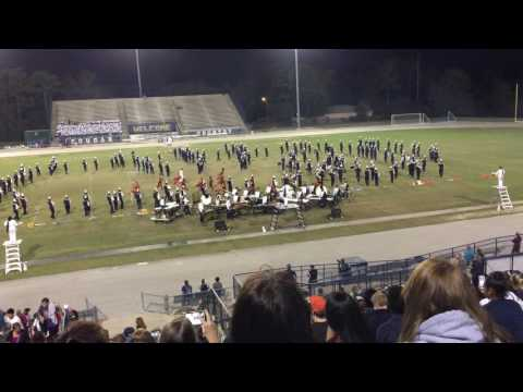 Dr. Phillips High School Marching Band 2016 MPA