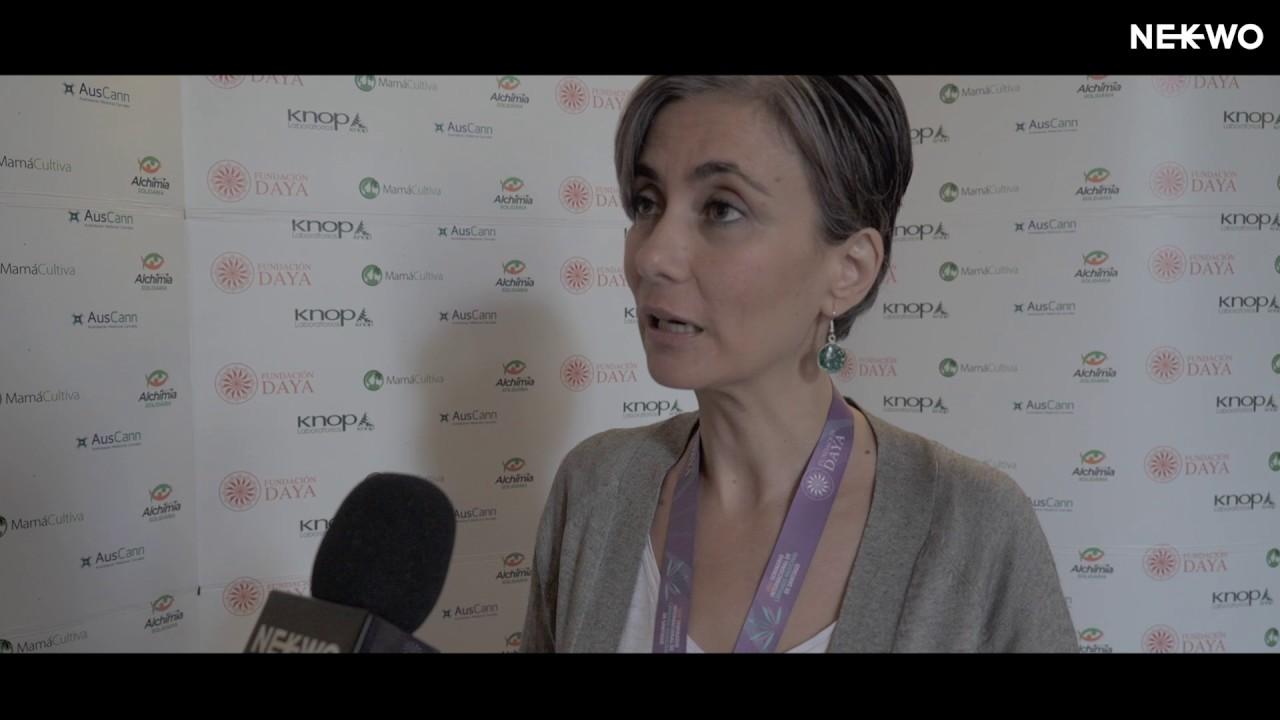 CBD Info : Interviu cu Dr. Cristina Sanchez - CBD, CBG ,tempere,CBA - limba spaniola
