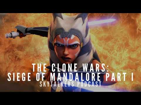The Clone Wars: Siege of Mandalore Part I