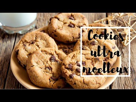 recette-de-cookies-ultra-moelleux-|facile-et-rapide