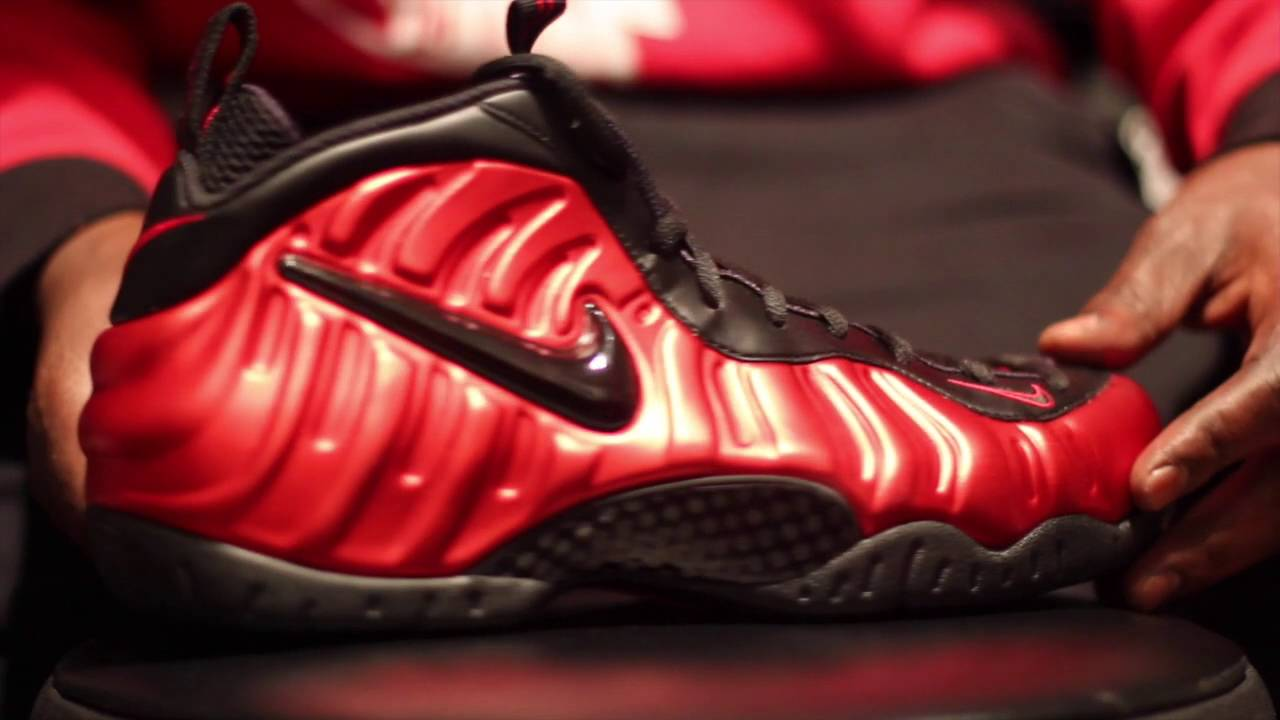 wholesale dealer 1bfc5 087e1 Air Foamposite Pro University Red Complete Unboxing Review + On Foot!!!