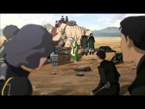 Legend of Korra Operation Beifong: Toph saves her family