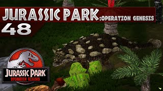 Jurassic Park: Operation Genesis - Episode 48 - Open the gates!