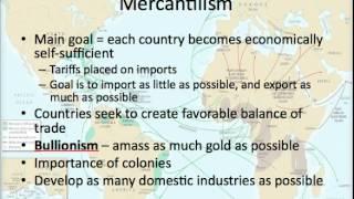 AP European History: Period 2: Atlantic Economy Part I