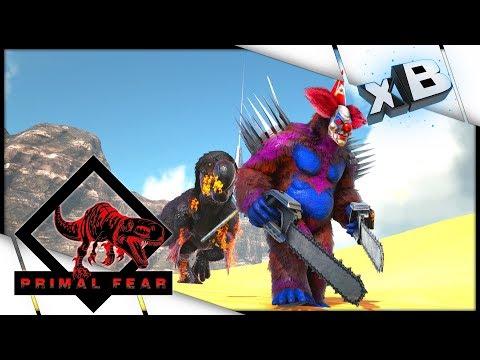 Alpha Dodorex & Buffoon Bigfoot! :: Modded ARK: Scorched Fear :: E29