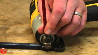 How to Replace the Anvil Retaining Pin on an Impact Driver--A Quick Fix