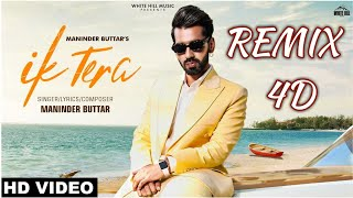 Ik Tera by Maninder Buttar   MixSingh   DJ REMIX    DJ SONU    New Punjabi Romantic Song 2019  