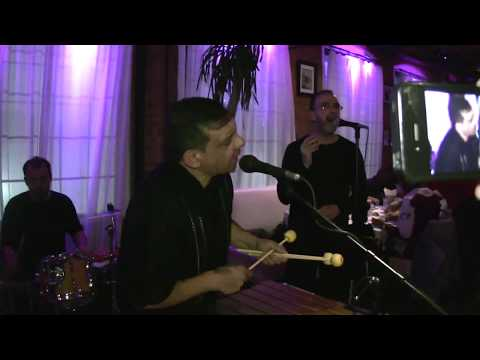 Steve Pouchie at Don Coqui New Rochelle video by Jose Rivera 2013