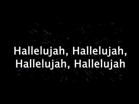 Christmas Hallelujah High Key