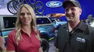 SEMA 2018   A.R.E. Accessories Unveils Standout Ford Ranger Build