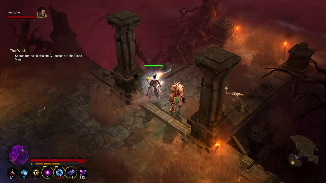 diablo 3 reaper of souls campaign act 5 master gameplay youtube