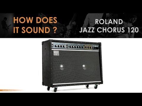 Roland Jazz Chorus JC-120 🎧 | 🎧 Best Solid State Guitar Amp (How does it sound?)