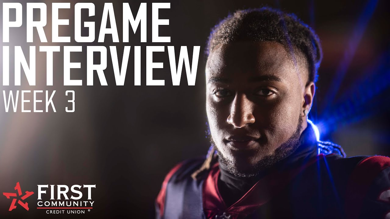 Justin Reid Shares Thoughts Going into Pittsburgh Steelers vs. Houston Texans   Pregame Interview
