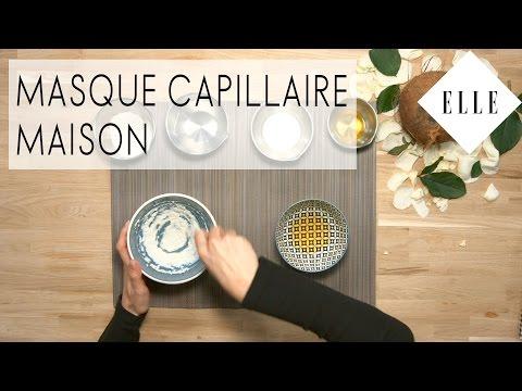 DIY : comment faire un masque capillaire maison I ELLE Beauté