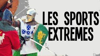 Les 4 sports extrêmes dans l'histoire -  Nota Bene #9