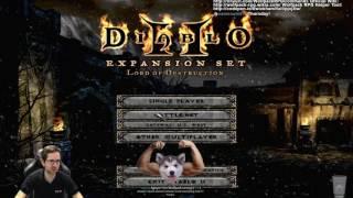 Diablo II: LoD Zeal Paladin Playthrough (Pt. 1)