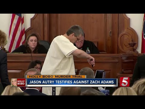 Jason Autry Gives Gruesome Testimony In Holly Bobo Trial