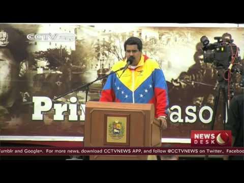 Maduro claims Venezuela has detained Americans on suspicion of espionage