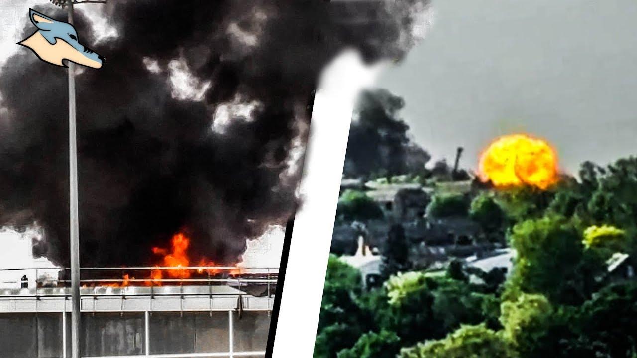 Explosions Au Centre Sportif De Louvain La Neuve