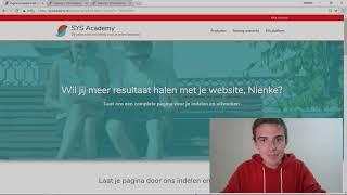 Nieuw: Namen in websites