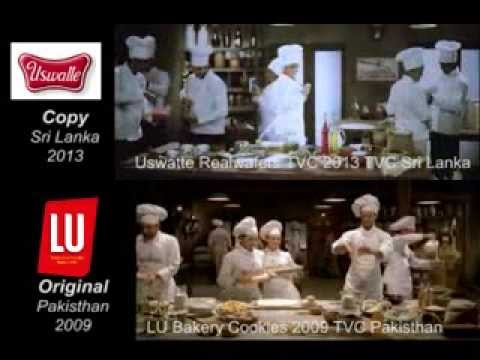 Uswatte Realwafers COPY  Television advertisement Sri lanka