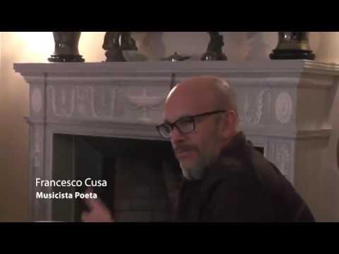 Presentazione libro Francesco Cusa