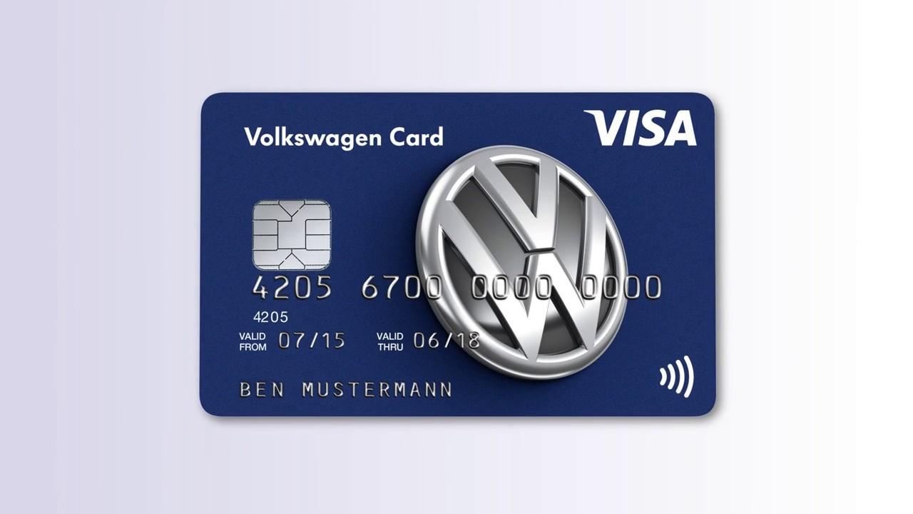 Visa Karte Kündigen.Online Services Für Die Kreditkarte Volkswagen Bank