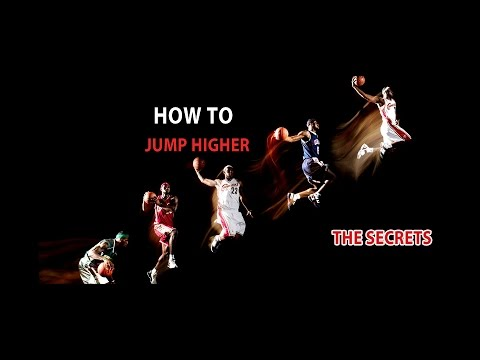 How to Jump Higher - Vertical Jump Training
