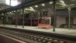BEMO HOm RhB Tm 2/2 92 Bahndiensttraktor + ESU loksound  Full HD  .m2ts