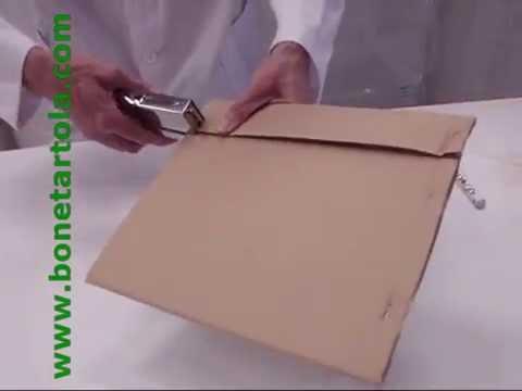 Carpetas de carton para enviar laminas sin doblar youtube for Laminas de carton