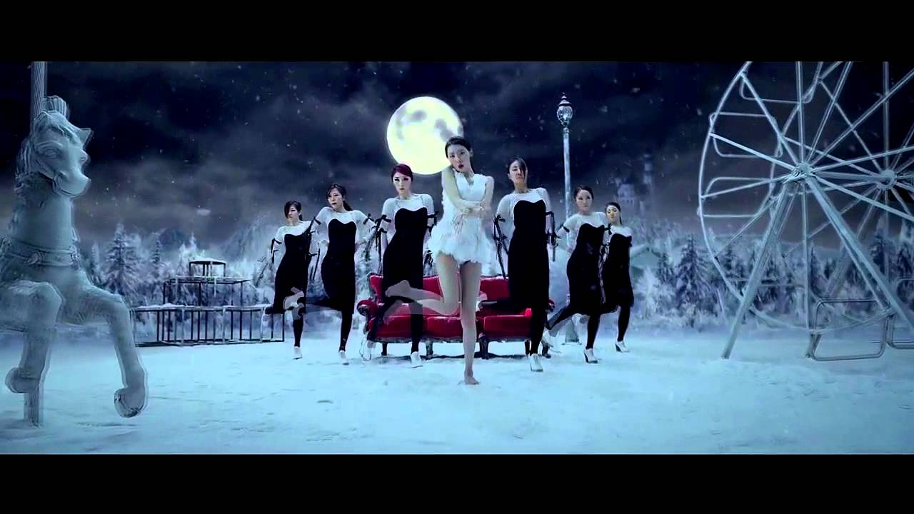 Client featured in music video with JYP Entertainment