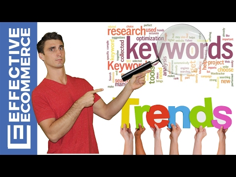 How to Use The Keyword Tool and Google Trends