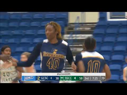 2018 NJCAA DI Women's Basketball Championship Highlights - 3rd Place Game