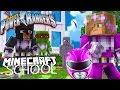 Minecraft School - LITTLE KELLY IS THE PINK POWER RANGER!? mp3 indir