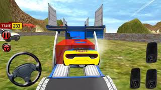 Police Car Offroad Transport (Truck Kids Games 2018) Android/ios Gameplay 2018
