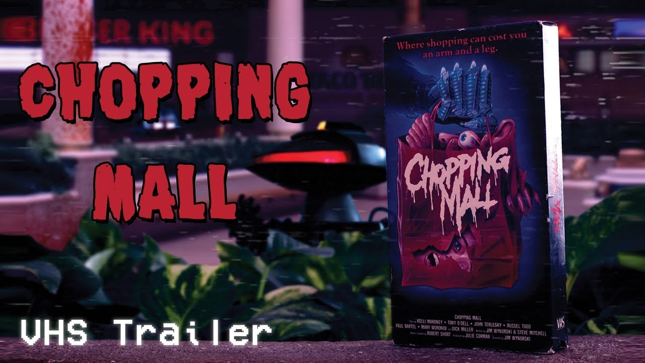 Download Chopping Mall (1986) - VHS Trailer