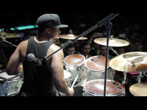 Tony Royster Jr & Mike Kapilidis Jam @ LAB Drum Day 2016