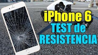iPhone 6 Prueba de Resistencia - Caída Extrema desde 900 Pies!