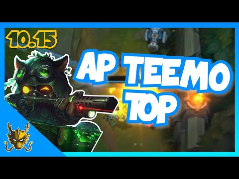 ENTIRE Team Auto Fill | Omega Squad Teemo Top | S10 Patch 10.15