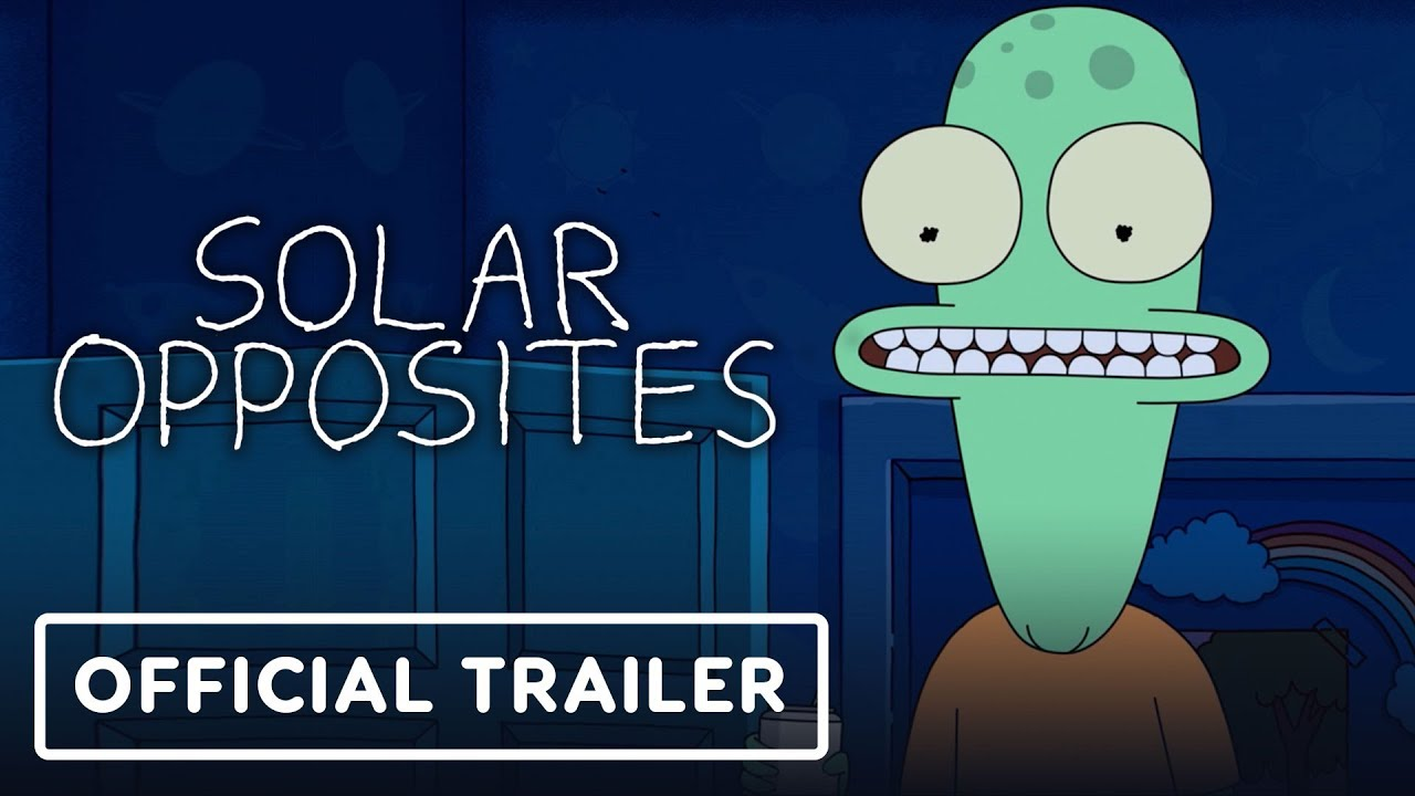 Justin Roiland and Mike McMahan Explain How 'Solar Opposites ...