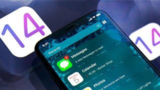 iOS 14 y sus nuevas opciones de personalización filtradas