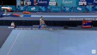 Youth Olympic Games 2018 - Acrobatic Gymnastics - Mixed Pair - Final - Russia