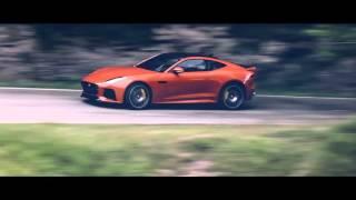 Jaguar F TYPE SVR   A New Level of Performance