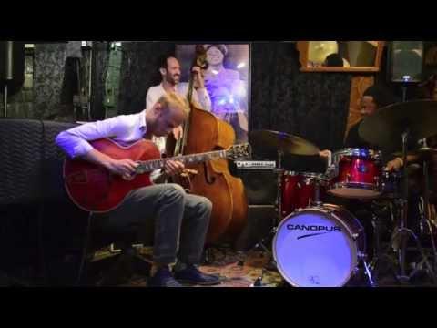 Rotem Sivan Trio Live @ Smalls Feat. Haggai Cohen Milo