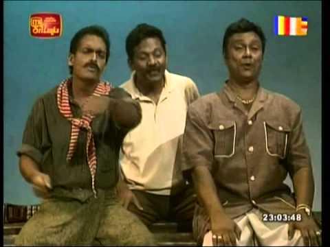 GuruTharuwa - A Great stage drama by Mr. Jayalath Manorathna