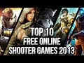 Top 10 Free Online Shooter Games 2013 | FreeMMOStation.com