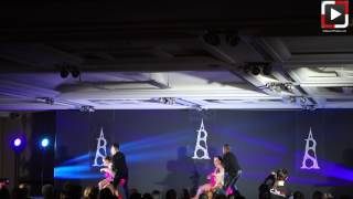 Euphoria Dance Performance at Paris Salsa Congress 2017
